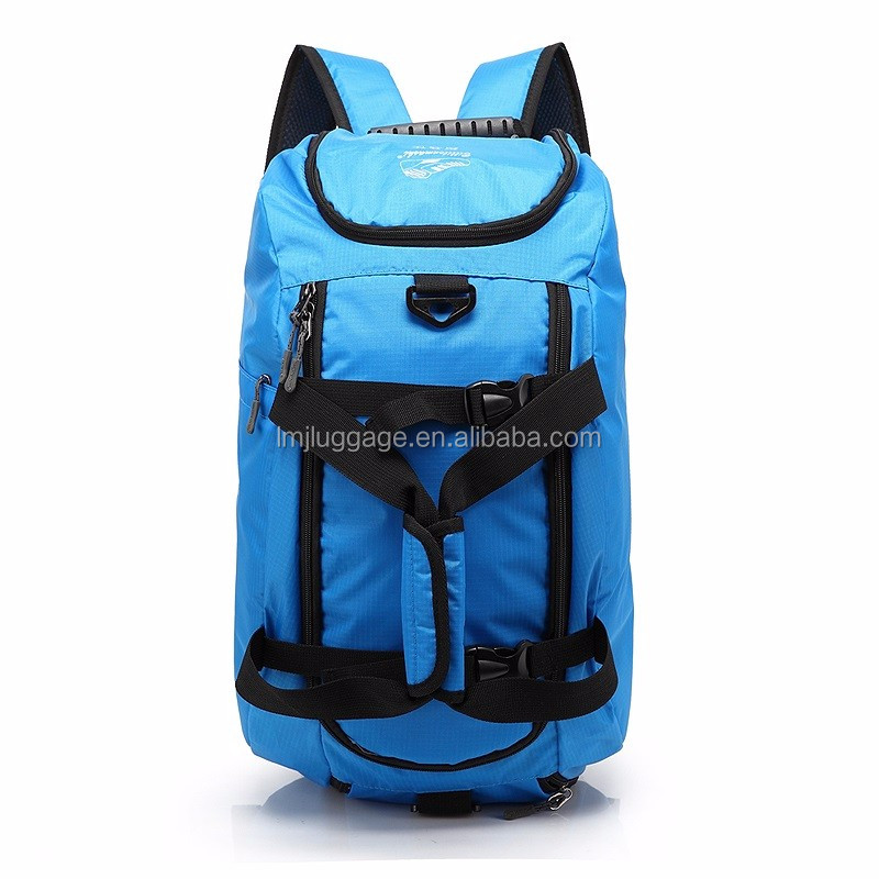 Customized high quality 25L camping equipment rucksack backpack