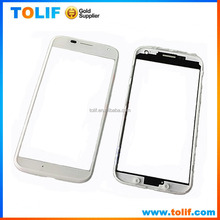 Wholesale mobile phone LCD front glass replacement for MOTO X,original quality spare parts