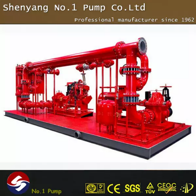 Vertical Multistage Fire Hydrant Pump,First Fire Pump,Fire Pumps System
