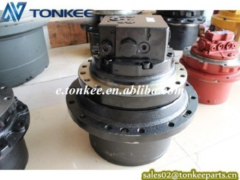 Sumitomo SH120 Final drive, SH120 Final drive unit