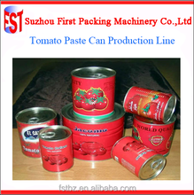 Metal Tin Food Container Production Line