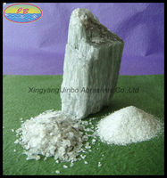 Fused Mullite High Quality Refractory Raw Material
