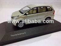 New Toyota Avanza G Die-Cast Car Model