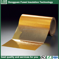Electrical insulating polyimide film