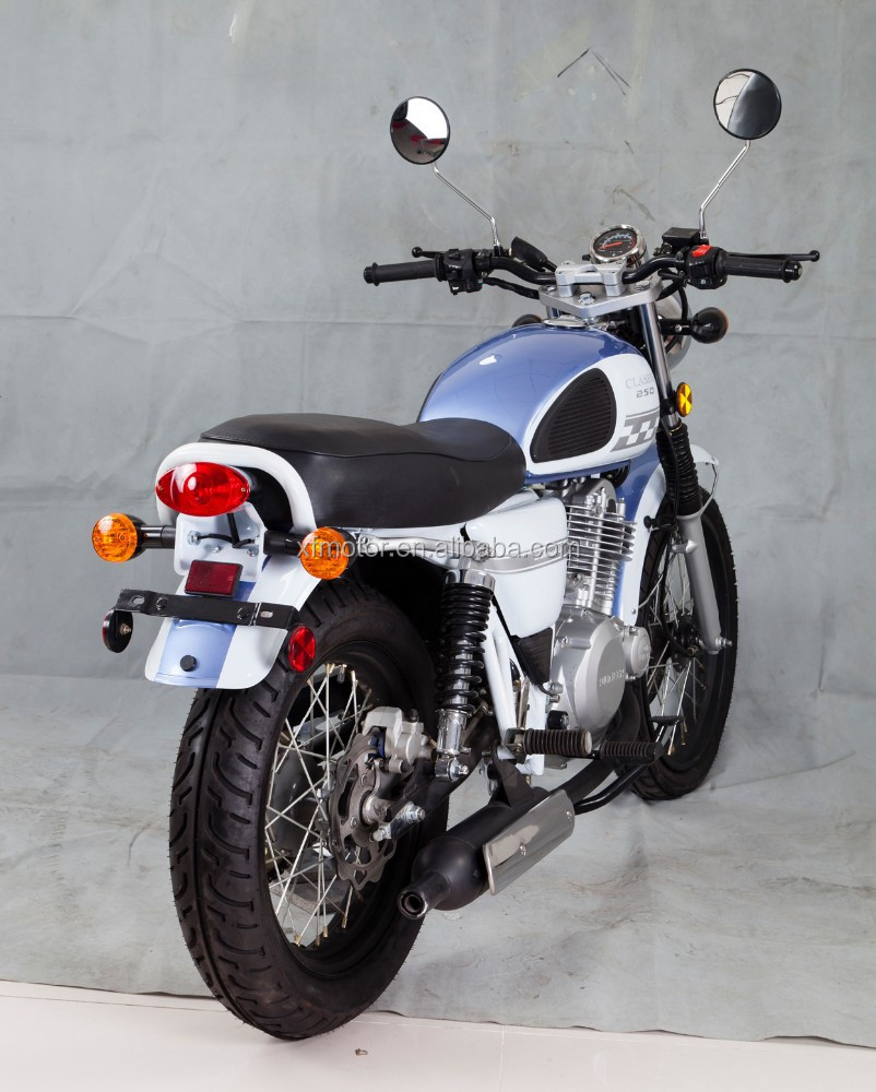 GS125 engine hot selling classic/racing motorcycle