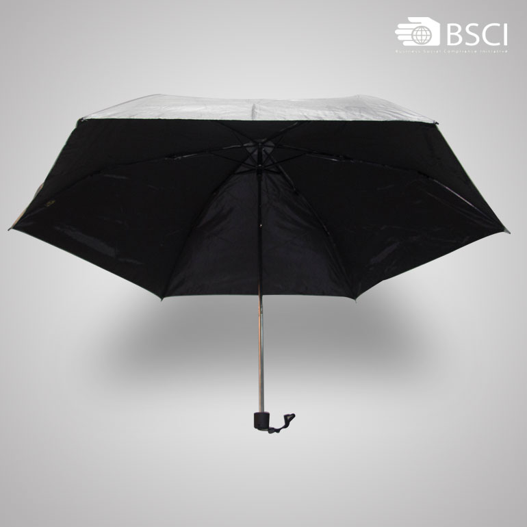 Professional low price china factory direct sale 3 fold sun umbrella <strong>mini</strong>