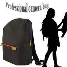 Portable tablet Durable Digital canvas fancier camera bag in guangzhou