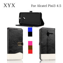 customised logo prevailing design phone case for alcatel onetouch pixi 3 4.5