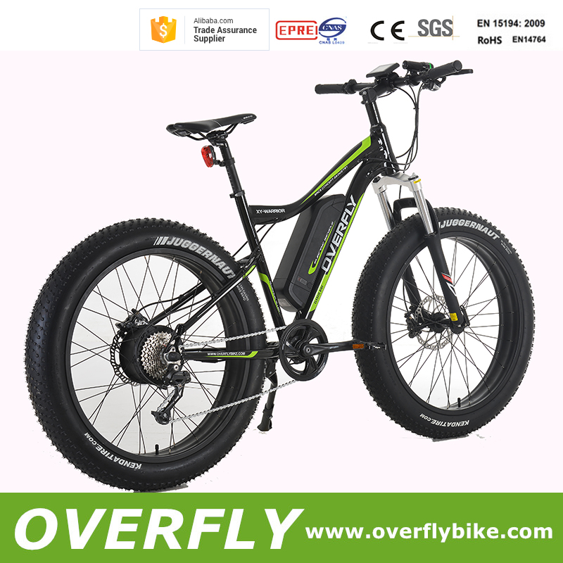 Xingyue 350w electric mountain bike with 26'' fat tire XY-Warrior-w
