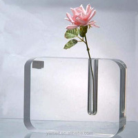 factory outlet factory outlet acrylic clear plastic vase