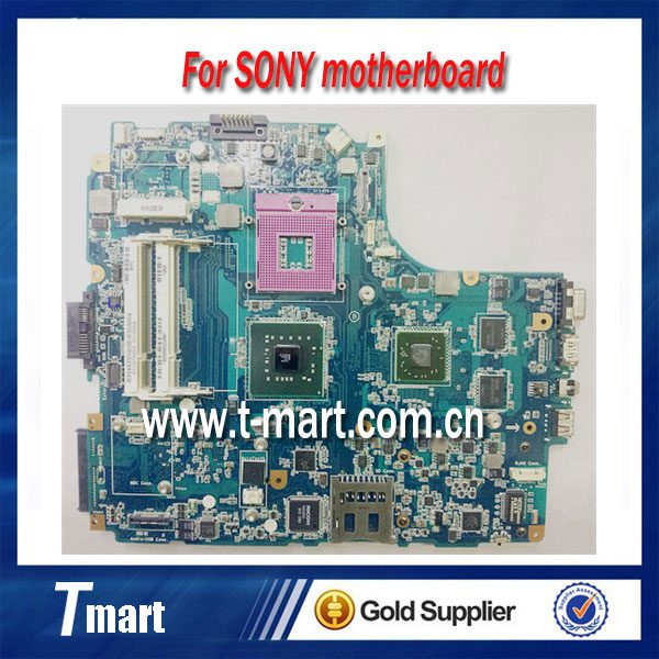 Original laptop motherboard A1747080A MBX-217 for SONY VGN-NW M851 Non-integrated in good condition fully tested working well