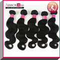 New arrival very favorable price peruvian body wave hair