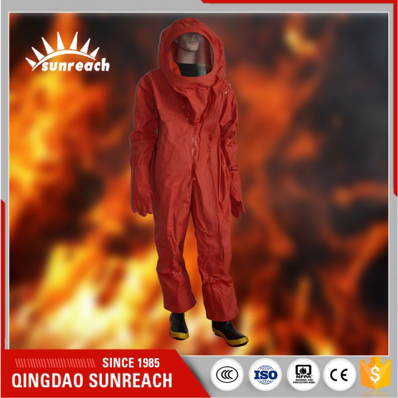 Fabric For Fireman Fire Fighting Chemical Protective Suits