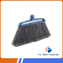 Wholesale long handle broom, grass broom, low price plastic sweep easy broom