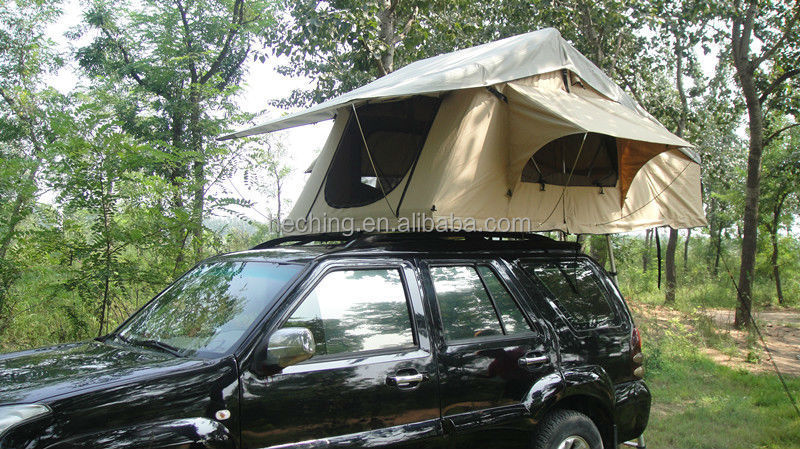 3-4 person camper trailer tent