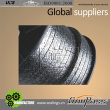 Silicon Oil Graphite Packing Inconel Wire Reinforced