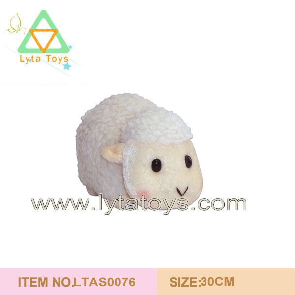 Mini Plush Sheep Cushion Of Baby Sheep Shape