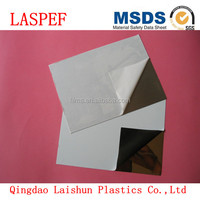 Good Price Black and White Protection Film for Aluminum Composite Panel and Stainless Steel