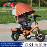Factory Supply Baby Walker Tricycle 4 in 1 Trike/Child Tricycle seats/Cheap Kids Tricycle Kids Smart Trike
