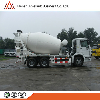 DONGFENG 6X4 Self Discharge Transit concrete Mixer TruckFor Sale