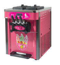 cheap soft ice cream machine with high quality