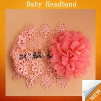 2015 newest baby crazy promotional infant headbands SFUH-028