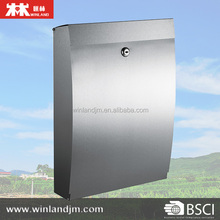 Stainless Steel wall mounted Mailbox mail box letter box