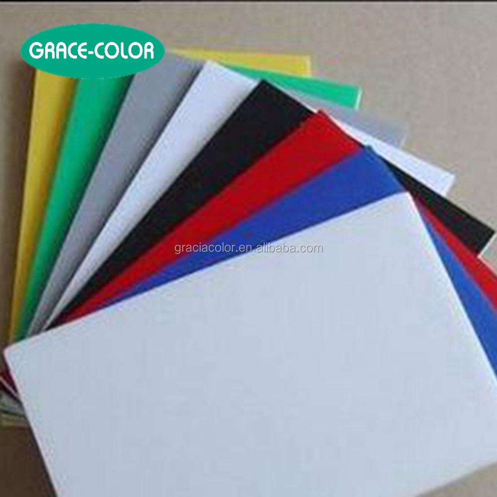 1220x2440x3mm white embossed pvc sheet price