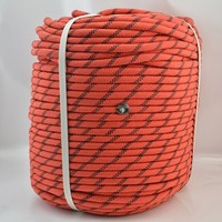 2015 Newest 12mm Static Climbing Rope