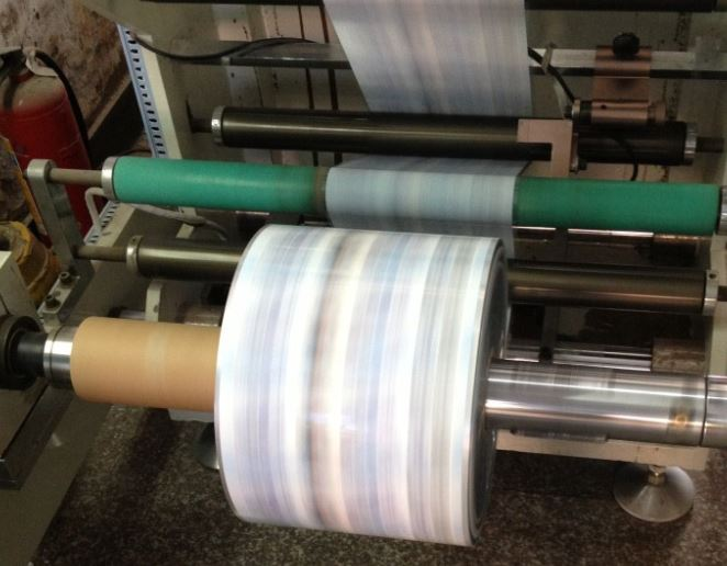 pvc hot shrink sheet roll