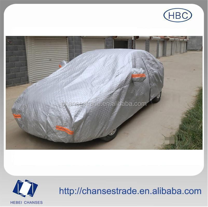 use dupont tyvek for waterproof out door car covers smart car cover