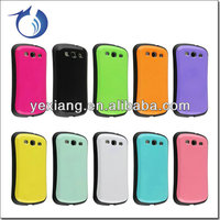 Wholesale Colorful Korea Case Cover For Samsung Galaxy S3 I9300 TPU Curve Phone Case