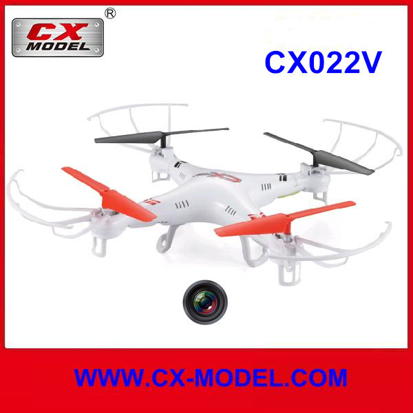 Quadcopter with camera 4CH 2.4G with 6-Axis Gyro 3D Flips 3.7V Li-po battery remote control 100m mini drone heli contro