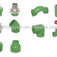 All Kinds Of PPR PIPE FITTINGS