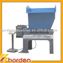 Low-speed/High torque double shaft shredder