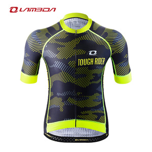 Short Sleeve Customized Quick Dry Shirts Bicycle Cycling Jersey professional Bicycle Jersey