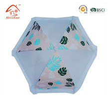 Multicolor and utility mosquito net folding food cover