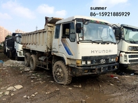 used hyundai dump truck for sale