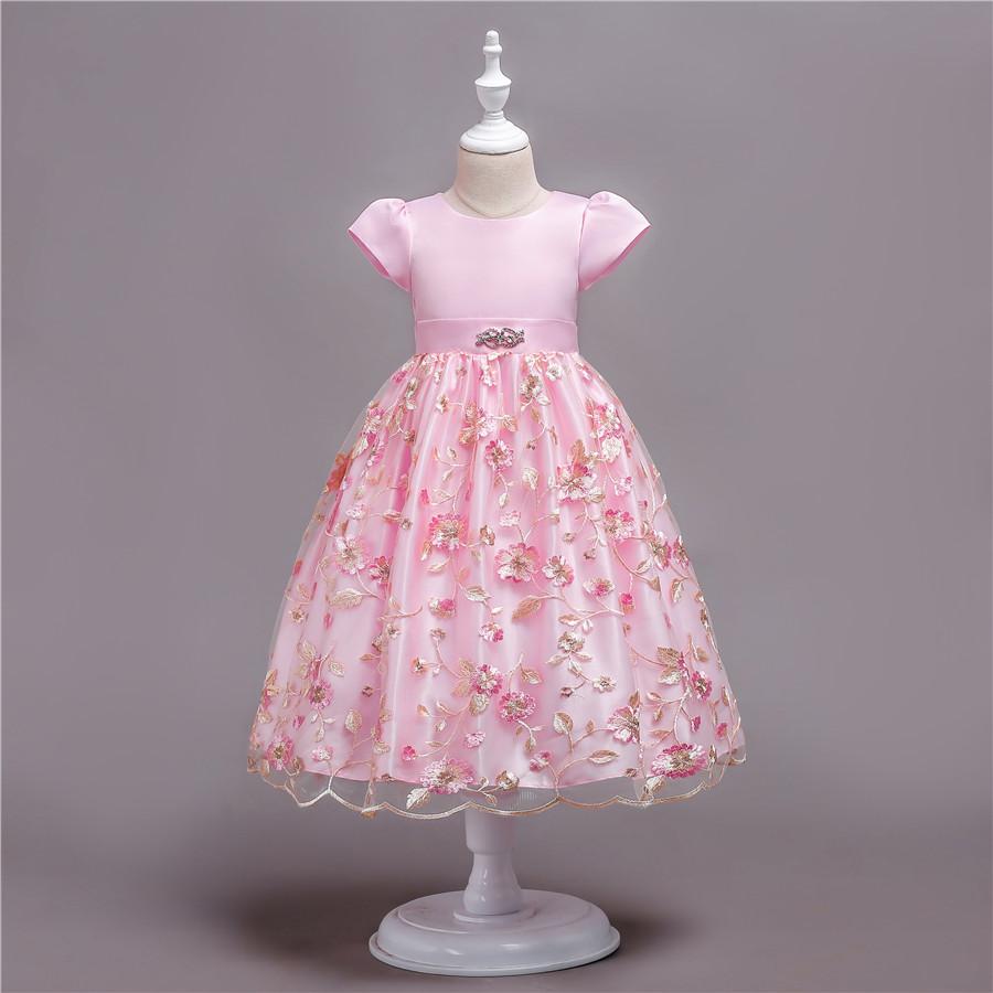 Wholesale kids wedding gowns - Online Buy Best kids wedding gowns ...