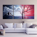 group home decoration canvas wall art