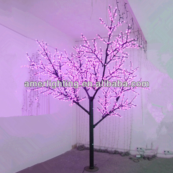 LED lighted cherry tree/ LED cherry tree branch light/LED tree for decoration