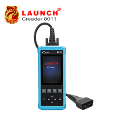 Launch DIY Code Reader CR8011 Full OBD2 Scanner/Scan Tool Diagnostic OBD+ABS+SRS+Oil+EPB+BMS CReader 8011