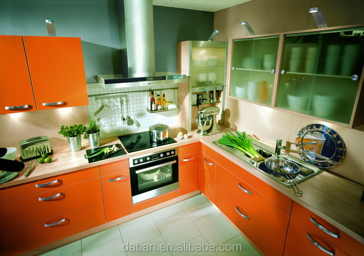 Jisheng Kitchen Cabinet Plastic Cover Kitchen Trolley Cabinet Design