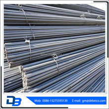 HRB 400 Steel rebar, cheap export Deformed Steel Bar, iron rods for construction