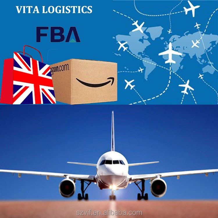 Europe FBA Amazon air shipment door to door services