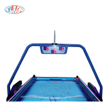 2018 New Style Kids and adult play coin pusher air hockey table game machine