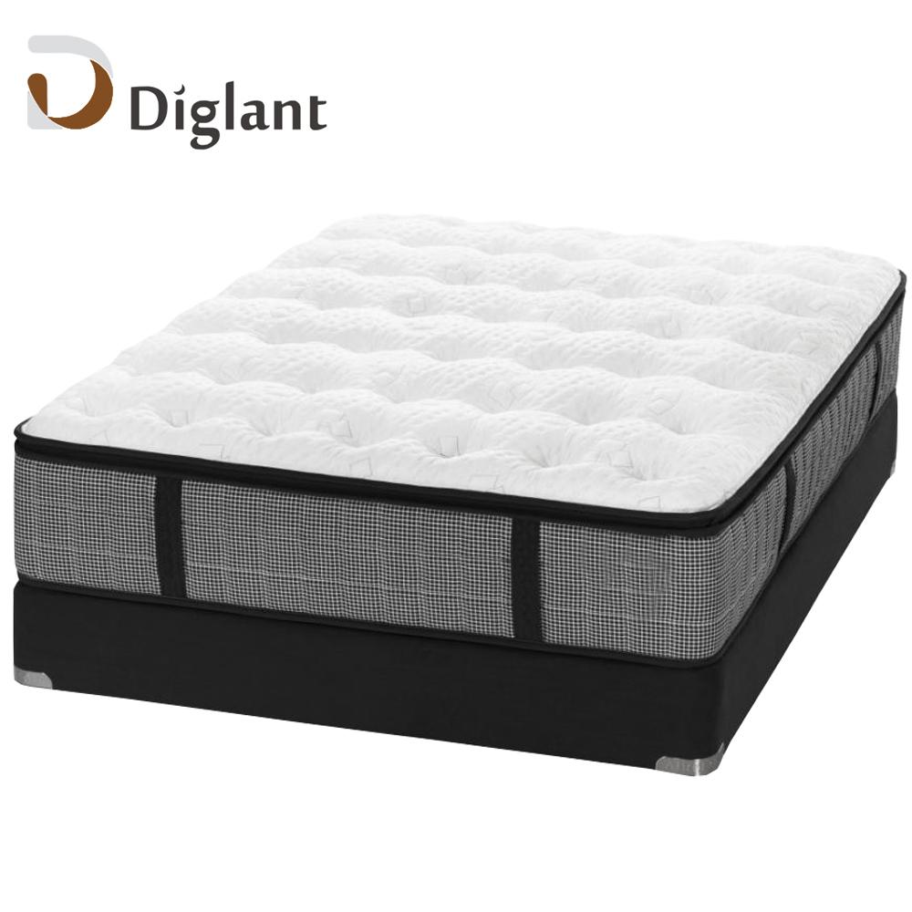 United Sleep Natural Memory Foam Latex Pillow Top Hybrid Pocket Spring Mattress - Jozy Mattress   Jozy.net