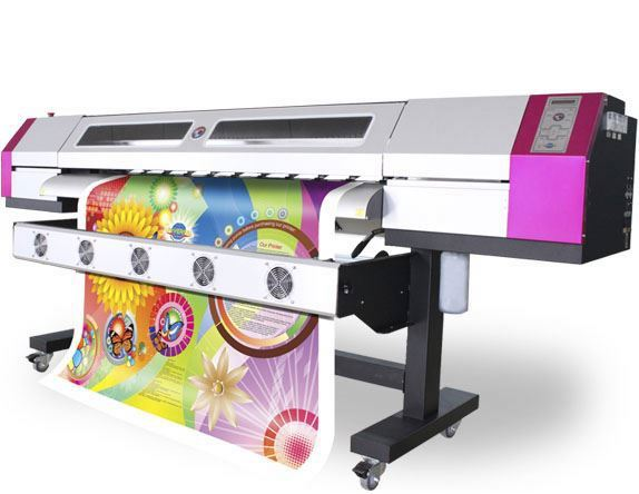Galaxy Eco Solvent DX5 UD-181LC inkjet printer