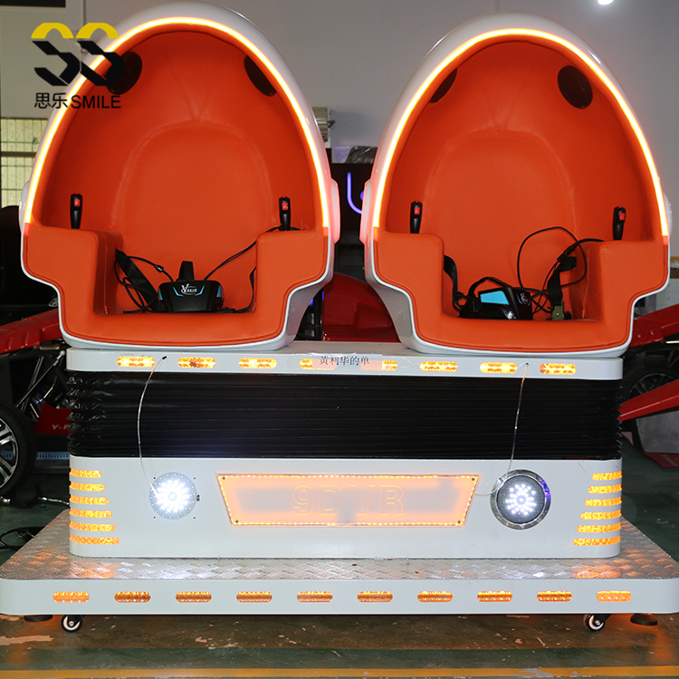 The Most Hot Sale 720 Degree Rotation9D dome Cinema seating cup holder 6DOF Amazing truck mobile 9d cinema Business