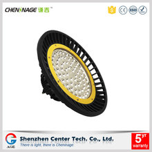 CE RoHS IP65 waterproof retrofit dimmable high lumen 200W UFO led high bay light highbay lamp fixture